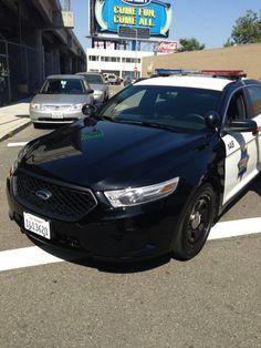 SFPD car