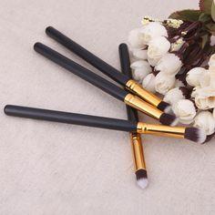Professional Cosmetic Makeup Tool Brush Brushes Set Powder Eyeshadow Blush Kit  #Affiliate