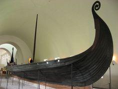 Viking Ship: Vessel of beauty.   www.gold-boat.com