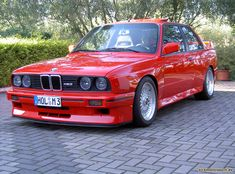 The Ultimate BMW. The E30.