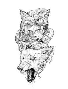 Sketch Tattoo Design, Tattoo Sketches, Tattoo Drawings, Drawing Sketches, Sketch Art, Drawing Ideas, Kunst Tattoos, Body Art Tattoos, Sleeve Tattoos