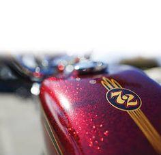 Harley-DavidsonSeventy-Two Tank