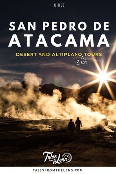The Town of San Pedro de Atacama In Northern Chile Is Located In One Of The Driest Deserts In The World And Surrounded By Amazing Mountains. Chile, Puerto Octay, Deserts Of The World, Travel Planner, Travel Checklist, Tours, South America Travel, Amazing Destinations, Travel Destinations