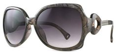 Edge I-Wear Vintage Fashionable Brown Women Sunglasses Edge I-Wear. $8.95