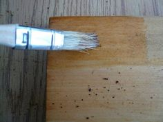toolgirl mag ruffman - staining wood with tea, and other natural stuff