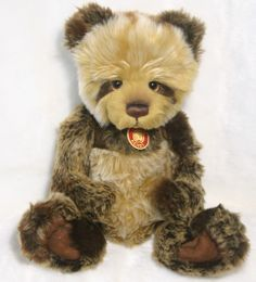 Charlie Bears Jayden from the 2011 collection.