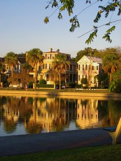 Charleston, SC.  Can't wait to go tomorrow for my birthday!!