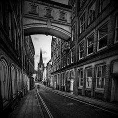 Tunnel street by *fifek2000