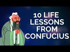 Virtual School: 10 Life Lessons From Confucius (Confucianism) What Is A Hero, Chinese Philosophy, Spangled Banner, Inspirational Music, Candle In The Wind, A Child Is Born, Mind Body Spirit, Gods Grace, Life Lessons