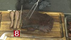 Gary McNeff teaches us how to smoke a brisket using just your oven.