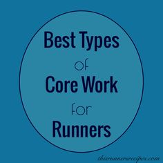 Core Work for Runners