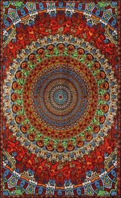 Grateful Dead Psychedelic Bear Tapestry www.trippystore.com/grateful_dead_psychedelic_bear_tapestry.html