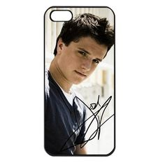 Josh Hutcherson Signature Series iPhone 5 Case Cover Seamless Snap-On for Protection 02