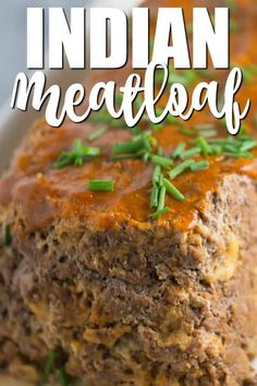 Not your momma's meatloaf! This is Indian Meatloaf recipe is packed with spicy exotic flavours of the far east.