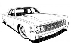 lowrider coloring pages - Google Search