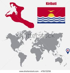 Find Kiribati Map On World Map Flag stock images in HD and millions of other royalty-free stock photos, illustrations and vectors in the Shutterstock collection. Thousands of new, high-quality pictures added every day. Tonga, Vanuatu, Austria Map, Australia, Hungary, Vector Art, Royalty Free Stock Photos, Illustration, Fiji