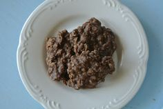 Milk Allergy Mom: Dairy-Free & Peanut-Free No Bake Cookies
