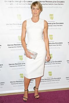 Robin Wright  less is more, always :)