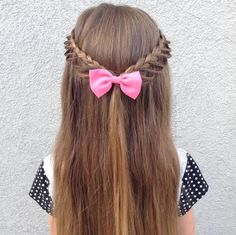 50 Gorgeous Kids Hair Accessories and Hairstyles | hair | Pinterest ...