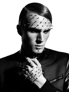 Editorial for and men magazine - ww male makeup, men editorial, beauty edit Beauty Editorial, Editorial Fashion, Men Editorial, Makeup Photography, Fashion Photography, Male Makeup, Male Magazine, Beauty Magazine, Black And White