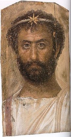 Ancient faces: the Fayum mummy portraits of Egypt  During the Graeco-Roman period, after Egypt had fallen first to Alexander the Great and then to the Romans, the old traditions continued. Temples were still built, priests still wrote in hieroglyphics, and the wealthy were still mummified in order to guarantee their place in the afterlife.