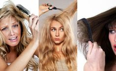 The Fashion and Makeup Review Blog: How to make Frizzy hair soft and smooth !!   No Mo...
