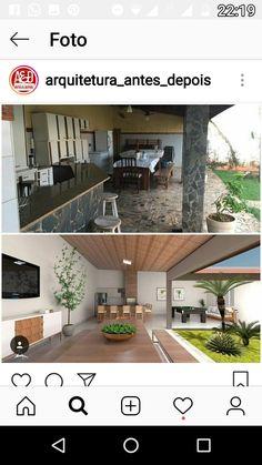 91 veces he visto estas lindas remodelacion de casas. Indoor Jacuzzi, Outdoor Patio Designs, Small Backyard Pools, Exterior Remodel, Model Homes, House Rooms, Home Deco, Luxury Homes, House Plans