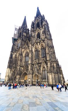 Cologne Cathedral, Germany (by Digital_trance)