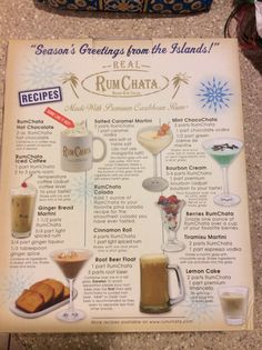 Rum Chata recipes