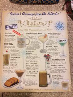 Rum Chata recipes