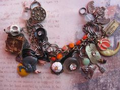 WiTcHeS NiGhT OuTvintage halloween steampunk by originalnoell, $58.00