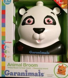 Garanimals Panda Animal Broom *** This is an Amazon Affiliate link. More info could be found at the image url.