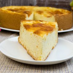 Vanilla Cake, Cheesecake, Deserts, Sweet, Drink, Food, Sweets, Candy, Beverage