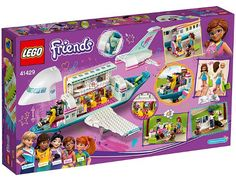 All Lego Sets, Lego Friends Sets, Building Sets For Kids, Building Toys, Legos, Buy Lego, Shop Lego, Airplane Toys, Child Love