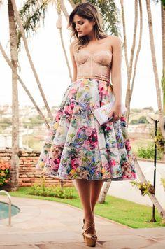 Drika Carvalho: Estilo Ladylike