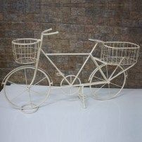 bicicleta-decorativa-1580 Magazine Rack, Storage, Furniture, Home Decor, Bicycles, Blue Prints, Iron, Purse Storage, Decoration Home