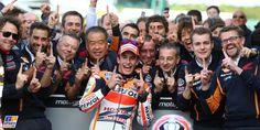 Márquez conquista 11ª vitória na MotoGP em 2014