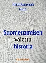 Ellibs tarjoaa Suomettumisen vaiettu historia -kirjaa erikoishintaan!