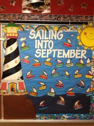 elementary bulletin board ideas for back to school - Google Search