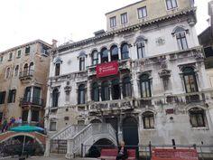 Venetië, Italië  Paleis, nu museum