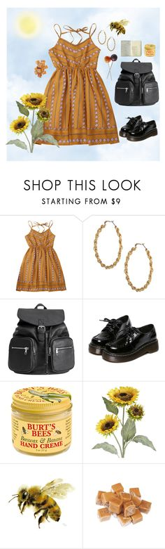 """Summer Girl"" by minna-westerlund ❤ liked on Polyvore featuring ASOS, H&M, WithChic, Burt's Bees, Pier 1 Imports, Moleskine, Summer and casualoutfit"