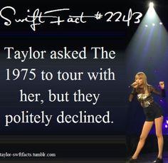Swift fact