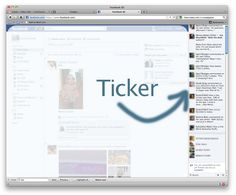 privacy issues with fb ticker and what to do about it