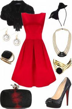 Lovely Valentines Day outfit!  #crazypinlove #helzbergdiamonds ❤