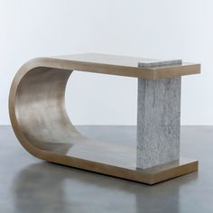 Gisele Console | Shine by S.H.O.  Contact Avondale Design Studio for more information on any of the products we feature on Pinterest.