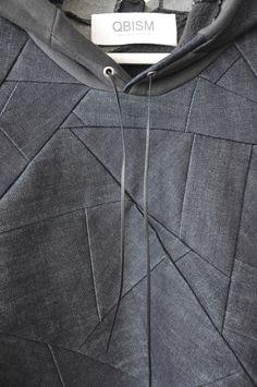 gute Stoffaufteilung/Muster