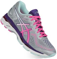 check out 7e697 2d1d2 ASICS GEL-Kayano 23 Womens Running Shoes