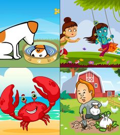Short Stories are a great way to teach essential life morals and values to kids. Read the best short moral stories for kids compiled by MomJunction. Small Stories For Kids, Picture Story For Kids, Moral Stories For Kids, English Stories For Kids, Kids English, Story With Pictures, Learn English, Moral Values Stories, Short Moral Stories