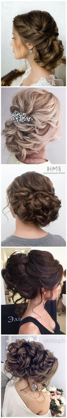 Wedding Hairstyles » Come and See why You Can't Miss These 30 Wedding Updos for Long Hair #weddinghairstyles