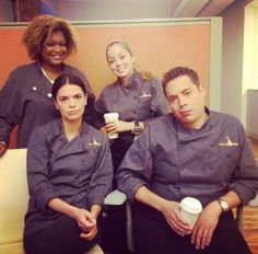Food Network Gossip: 'The Kitchen' Co-Hosts To Compete On Chopped?